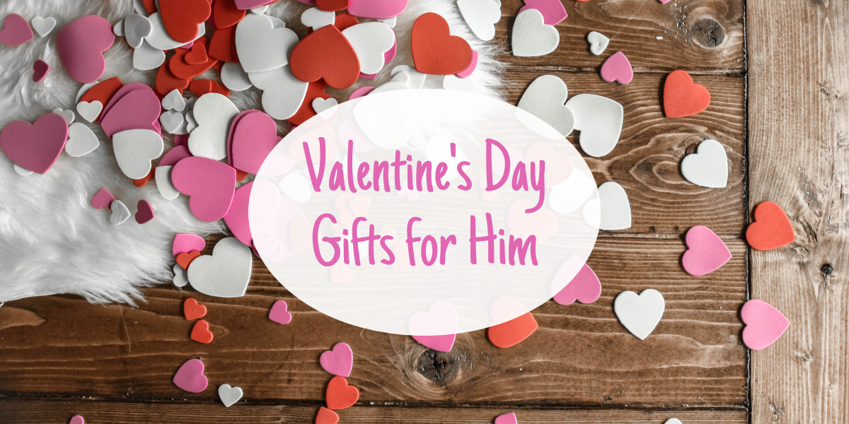 Unique Valentine's Day Gifts for Him