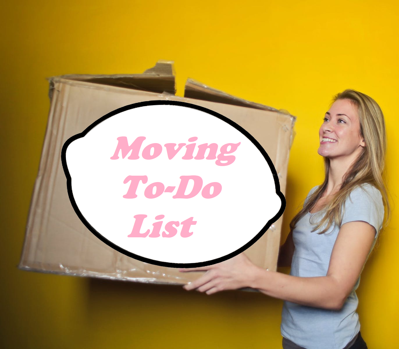 Moving To-Do List: what you need to do in addition to packing