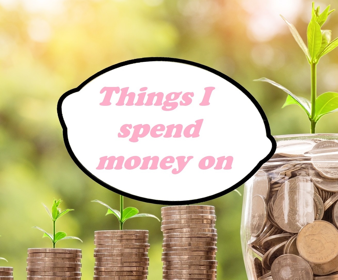 Things that are worth spending money on
