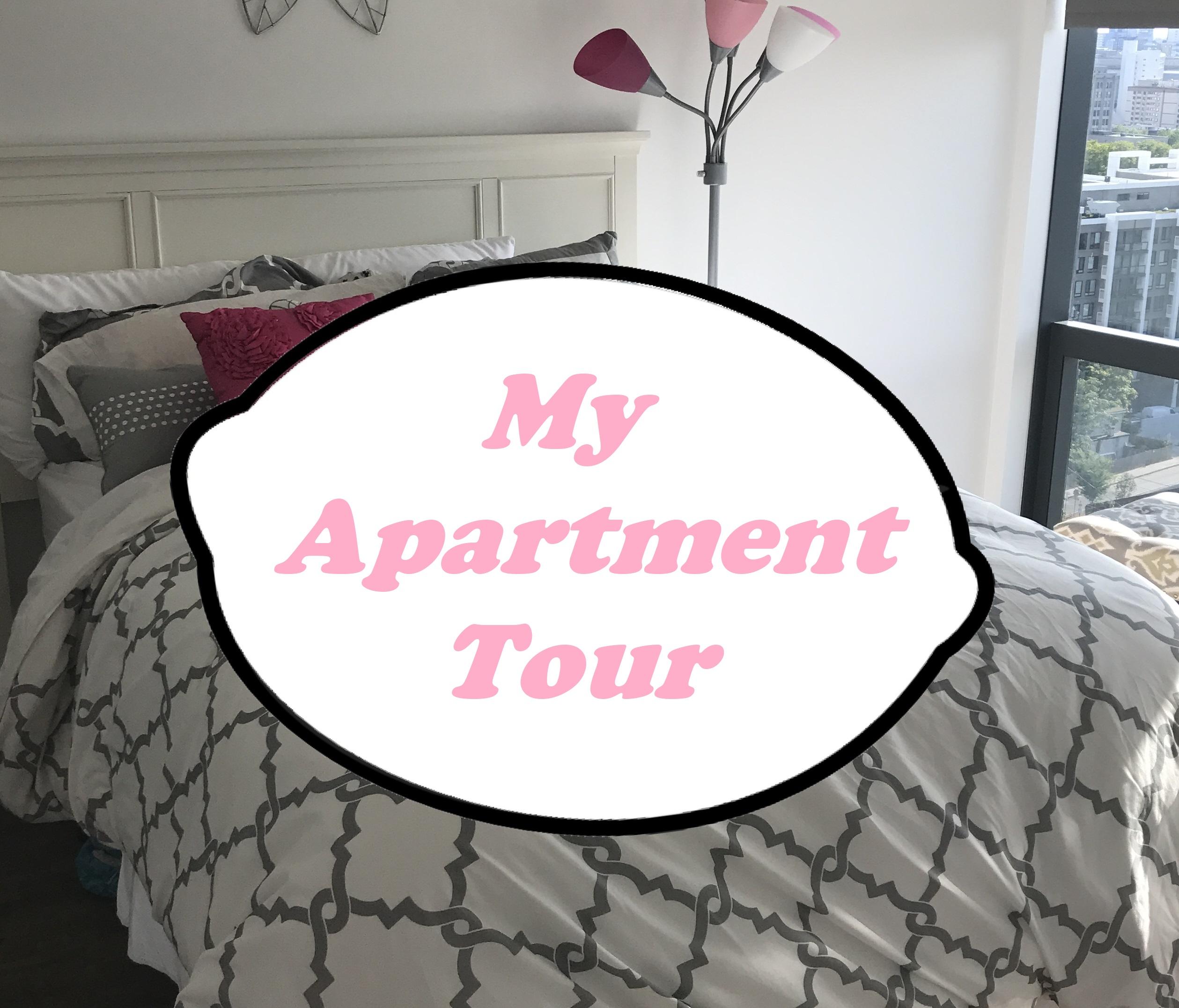 My Philadelphia apartment tour