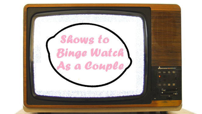 Shows to Watch with Your Significant Other
