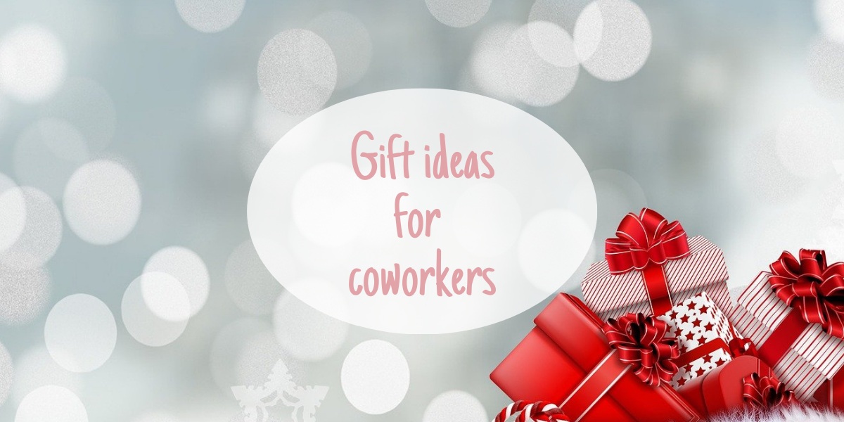 Secret Santa Gift Ideas for Coworkers