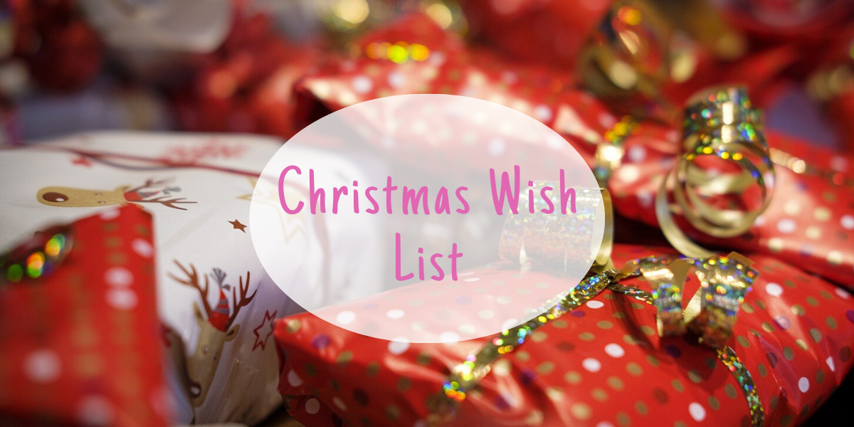 Christmas Gifts for Her – My Christmas Wish List
