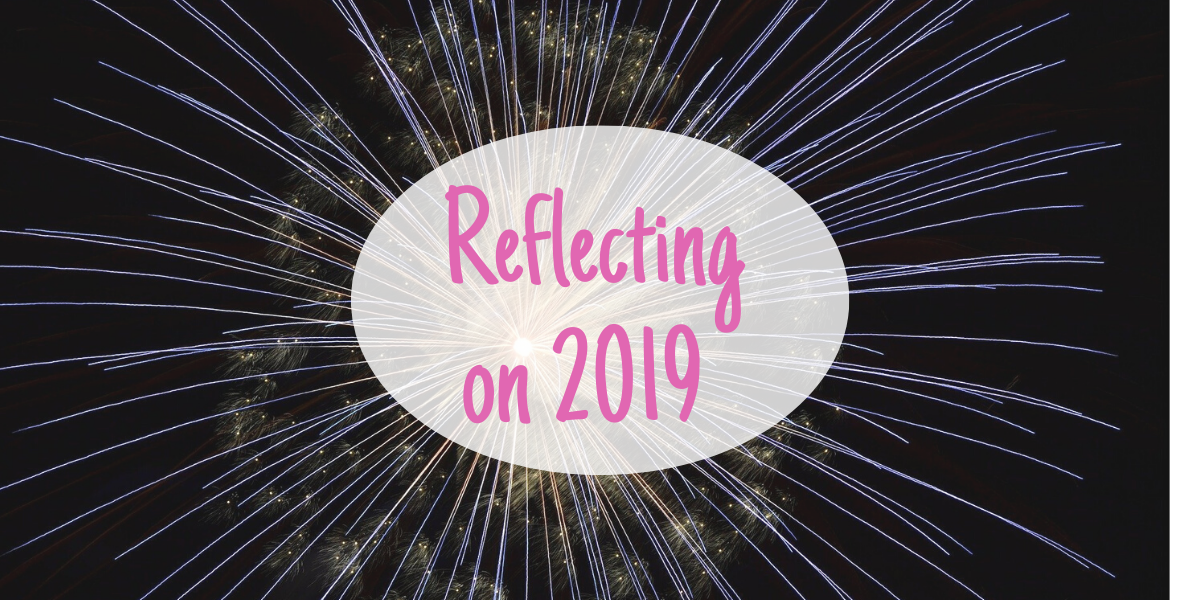 Read more about the article Reflecting on my 2019 goals