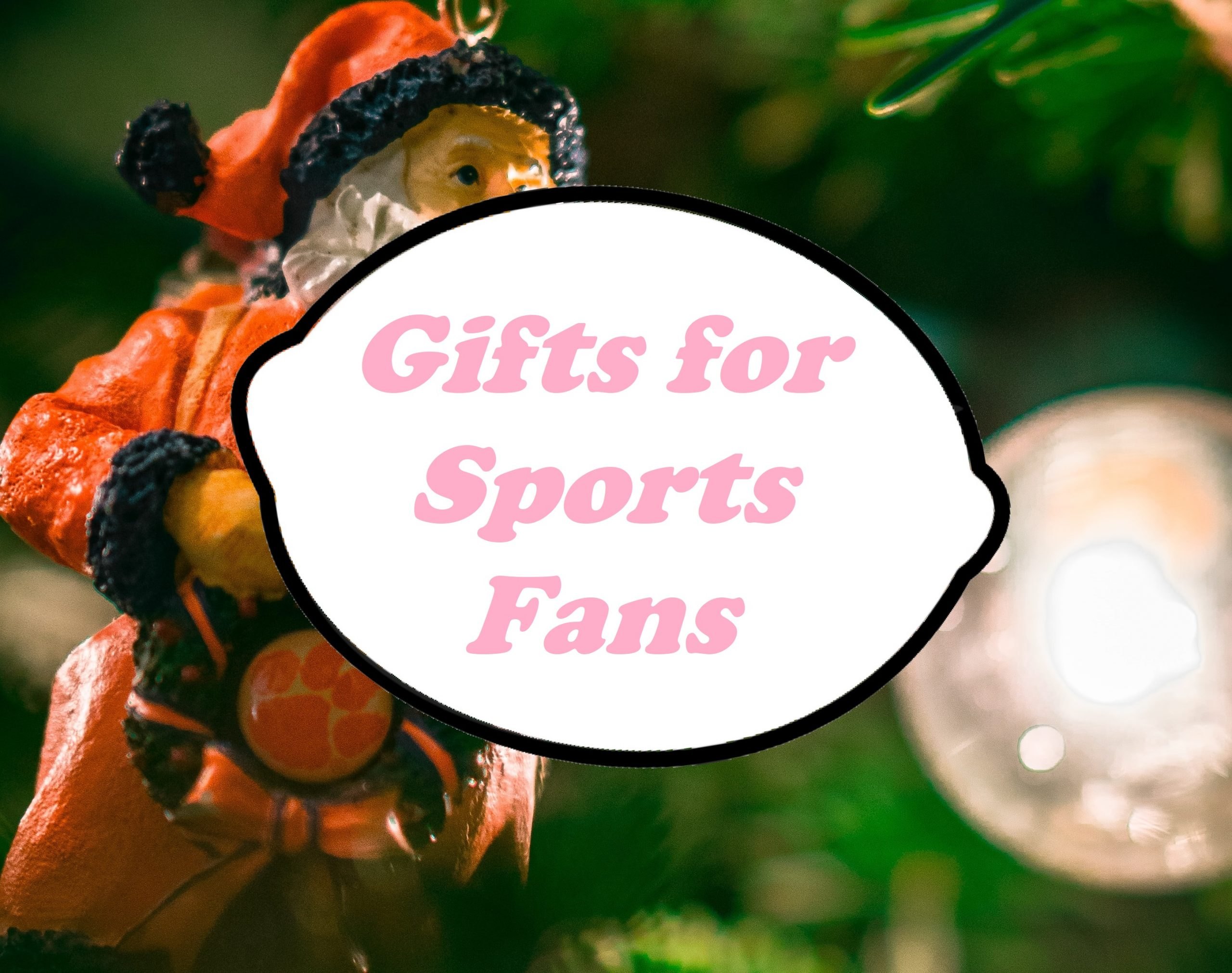 Last Minute Christmas Gifts for Sports Fans