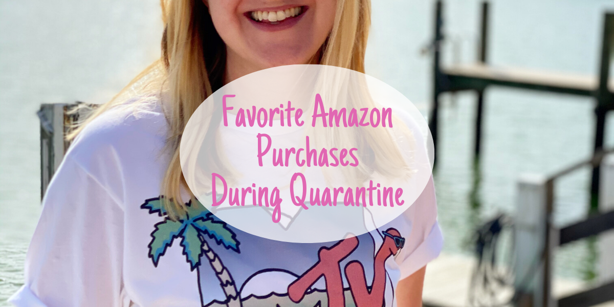 Read more about the article My Favorite Amazon Purchases During Quarantine