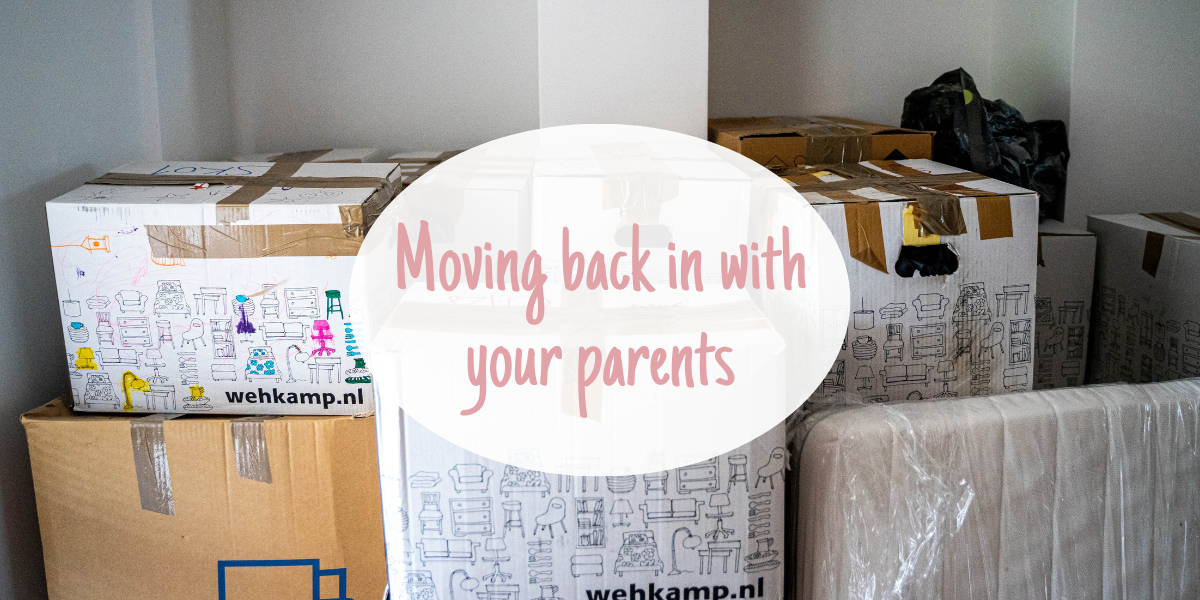 Read more about the article Should you move back in with your parents?