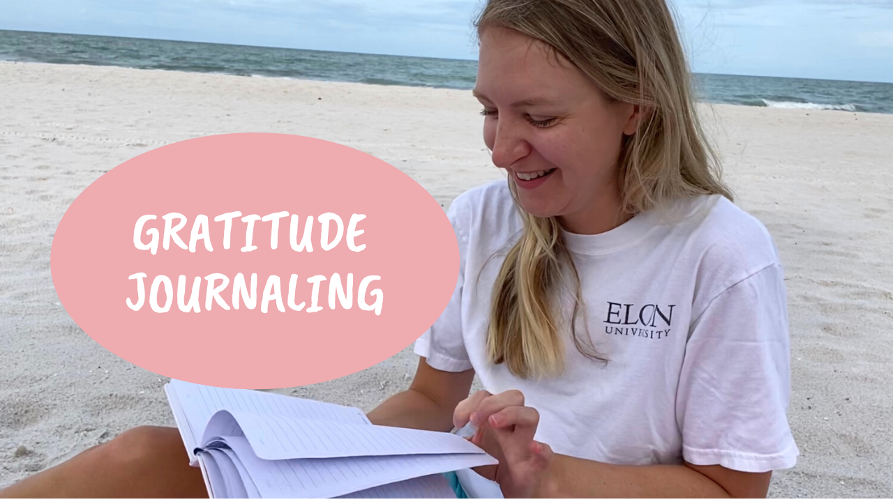 Read more about the article Reading from my gratitude journal – VLOG