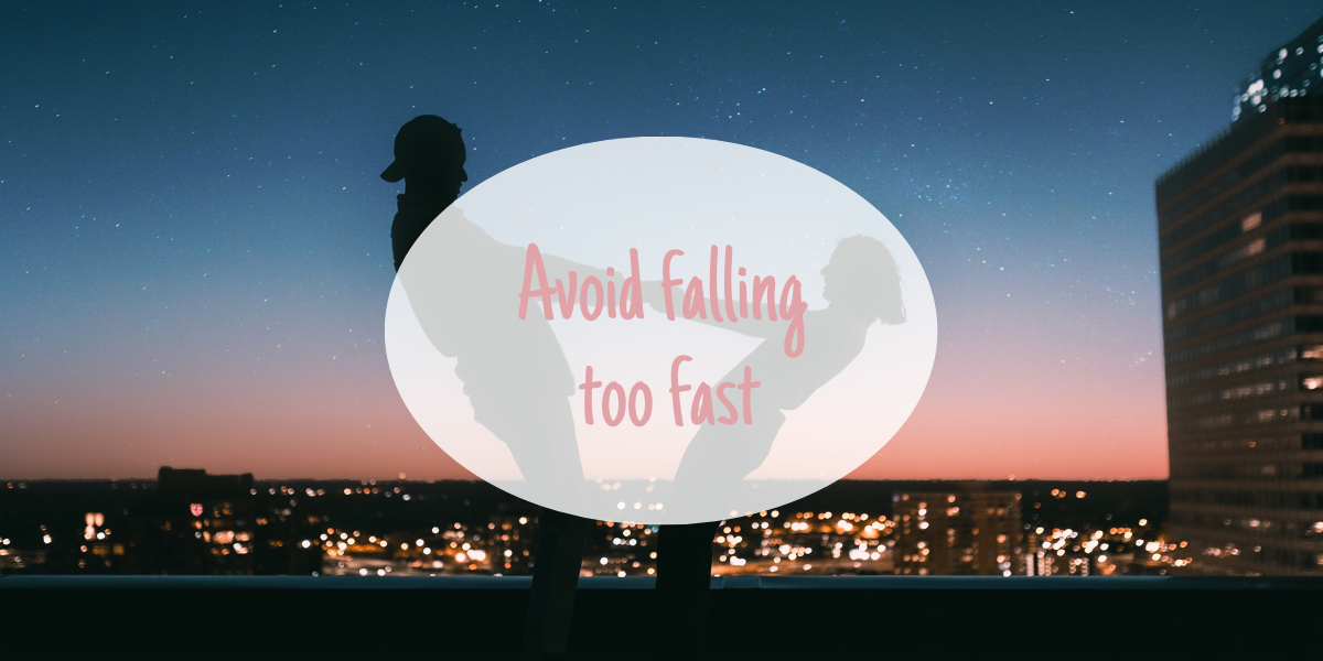 Read more about the article How to avoid falling too fast